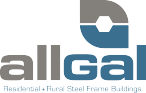allgal residential and rural steel frame buildings