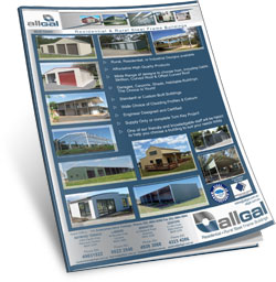 Download the Curved Roof Garage Flyer >>