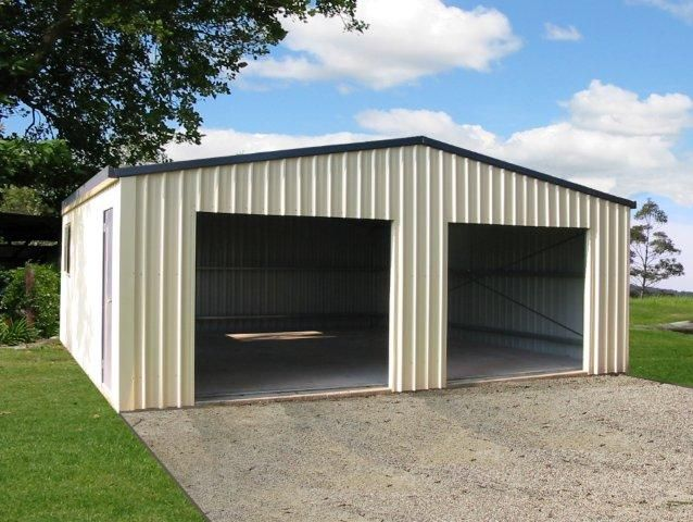 Gable Garages A1