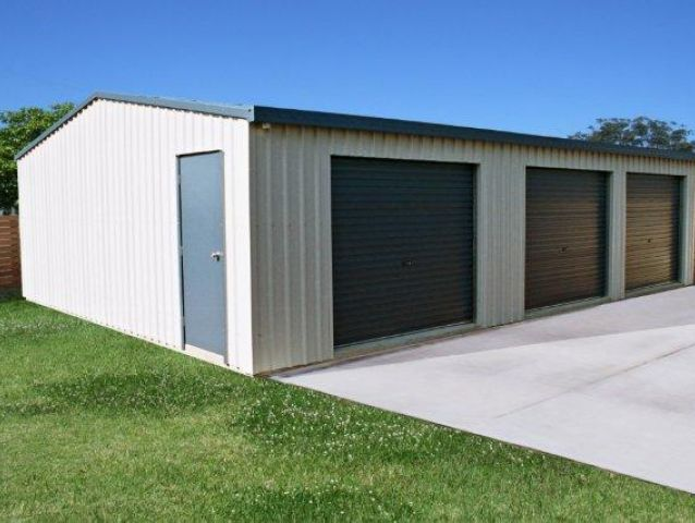 Gable Garages B1