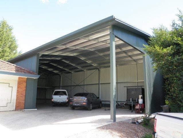 Gable Garages F1
