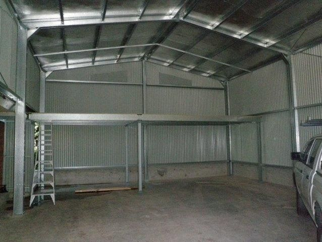 Gable Garages F2
